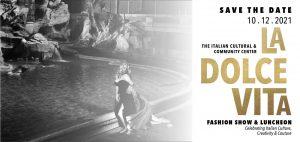 La Dolce Vita Fashion Show and Luncheon