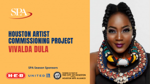 Houston Artist Commissioning Project Digital Premiere - Vivalda Dula