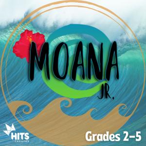 Disney's Moana JR. (Grades 2-5): Session A
