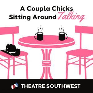 A Coupla Chicks Sitting Around Talking