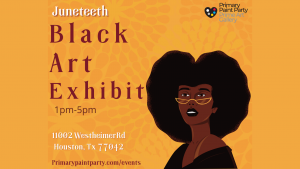 Juneteenth black art exhibit