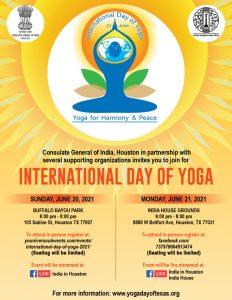 International Day of Yoga- 2021