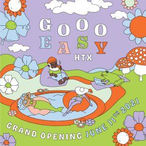 Go Easy's Grand Opening at Houston's M-K-T