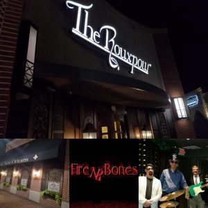 Jazz Thursdays at The Rouxpour in Katy