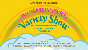 2021 MARTY PARTY Variety Show