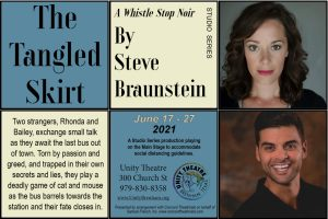 Unity Theatre presents The Tangled Skirt by Steve Braunstein