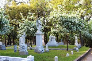 Glenwood Cemetery Lecture Series: Glenwood and the...