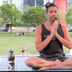 In-Person Flow Yoga Class at Discovery Green