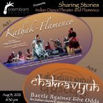 Sharing Stories: Indian classical dance, flamenco, and theater arts