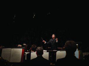 Andrés Conducts Beethoven's Fifth