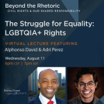 The Struggle for Equality: LGBTQIA+ Rights
