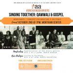 Singing Together: Qawwali and Gospel