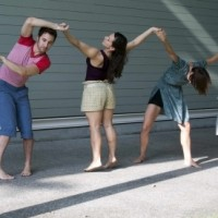 Dance Class with Frame Dance for Adults