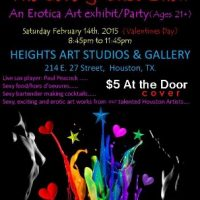 The Love & Lust Show (an Erotica Art Exhibit/Party)