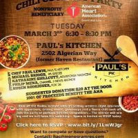AHA Rodeo Chili Cook Off Soiree