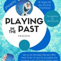 Playing in the Past: Disney's Frozen