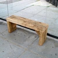 City Bench Project: Build A Bench Workshops