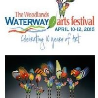 The Woodlands Waterway Arts Festival 2015