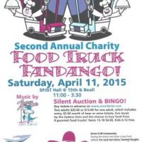 Second Annual Charity Food Truck Fandango!