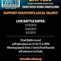 Hard Rock Rising Semi-Final Rounds (Thursdays)