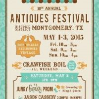 16th Annual Historic Montgomery Antiques Festival (& Junky Funky Prom)