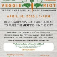 Veggie Riot: VegOut! Wrap-up and Chef Showdown