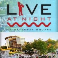 Live at Night at Waterway Square Outdoor Concert Series (Saturdays)