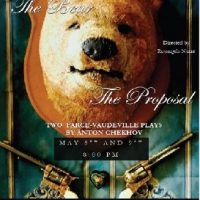 The Bear and The Proposal by Anton Chekhov (at Theatre Southwest)