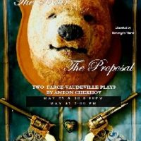 The Bear and The Proposal by Anton Chekhov (at KVPAC)