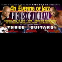 An Evening of Jazz featuring Pieces of a Dream
