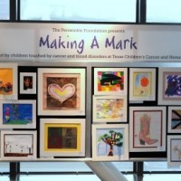 25th Anniversary Making A Mark Exhibit
