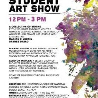 Fourth Annual Student Art Show