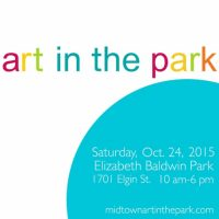 9th Annual Midtown Art in the Park CANCELLED
