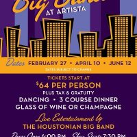 Houstonian Big Band at Artista