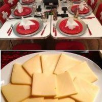 Kindli Haus Swiss Raclette Dinner