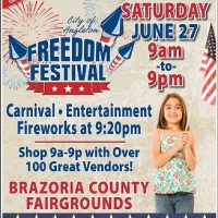 City of Angleton Freedom Festival