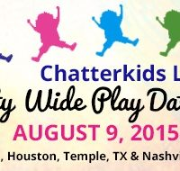 Chatterkids Live City-Wide Play Date
