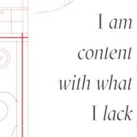 I am Content with What I Lack - The Poetics of Japanese Gardens