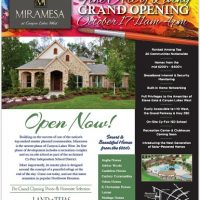 Miramesa Fine Art of Living Opening