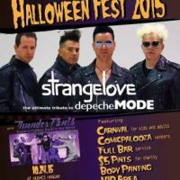 The 2015 Houston Halloween Fest and Zombie Walk UPDATED TIMES