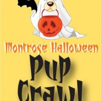Second Annual FCP Montrose Halloween Pup Crawl CANCELLED