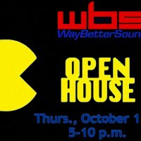 Way Better Sound 'After-Hours' Open House