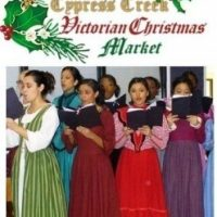 13th Annual Dickens on Cypress Creek - A Victorian Christmas Market