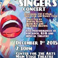 Lone Star College-CyFair Pop Singers Concert