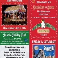 Brenham Christmas Stroll and Lighted Parade (Christmas Characters on Parade)