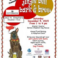 2015 Jingle Bell Bark & Brew