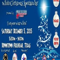 Fulshear Festival of Lights and Parade: White Christmas Spectacular