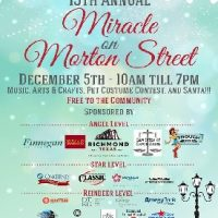 13th Annual Miracle on Morton Street