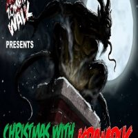 Christmas With Krampus! (and his ugly Christmas sweater party)