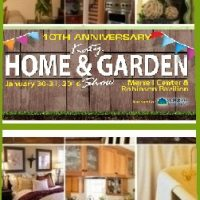 10th Anniversary Katy Home & Garden Show